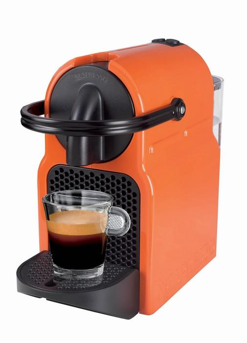 inissia machine caf automatique nespresso magimix orange la casserolerie. Black Bedroom Furniture Sets. Home Design Ideas