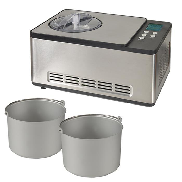 Turbine glace kitchen chef la casserolerie - Turbine a glace magimix solde ...