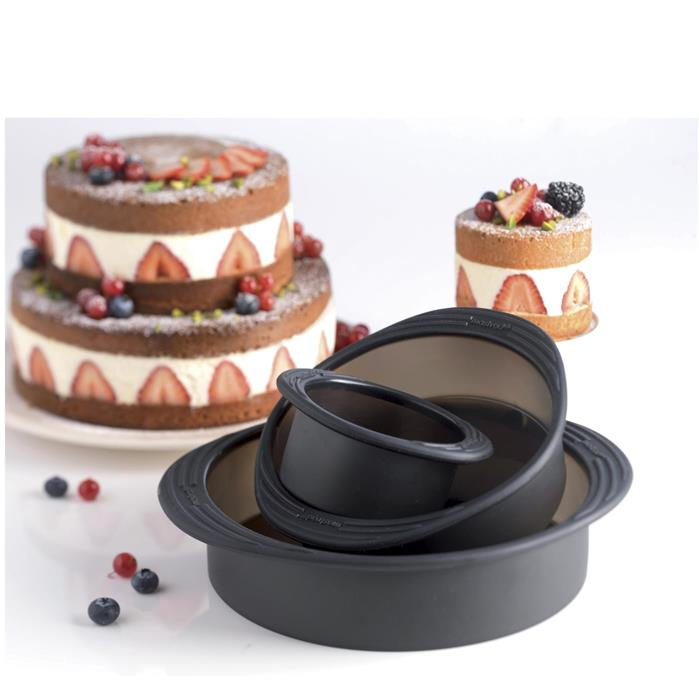 coffret moule manqu rond cake design pour g teaux. Black Bedroom Furniture Sets. Home Design Ideas