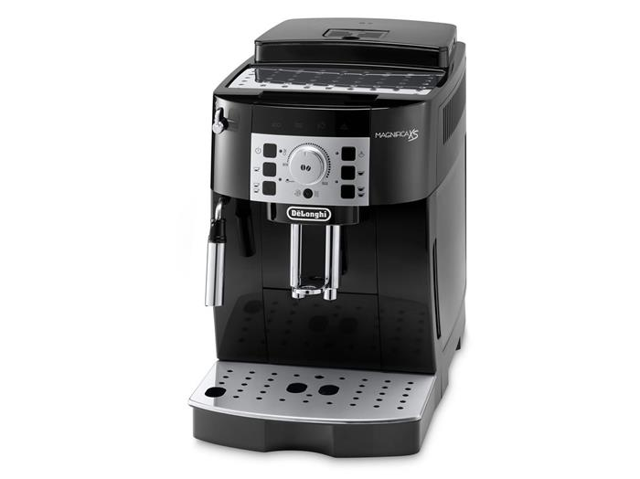 Machine caf automatique expresso avec broyeur delonghi magnifica s premium - Machine a cafe delonghi ...