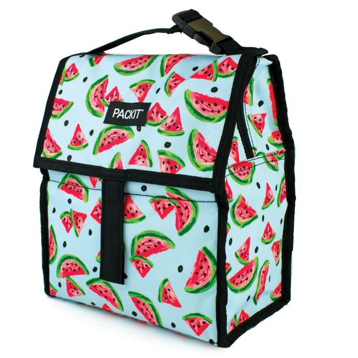 sac lunch box isotherme 4 7 l ray packit pasteque la casserolerie. Black Bedroom Furniture Sets. Home Design Ideas