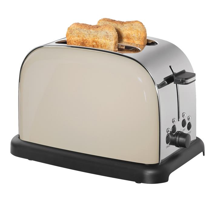 soldes grille pain toaster cilio 1050 w 2t inox cr me. Black Bedroom Furniture Sets. Home Design Ideas