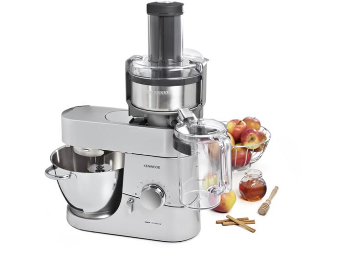 Centrifugeuse vita pro active pour robot chef et major for Cuisson vapeur kenwood cooking chef