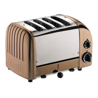 distinta toaster grille pain lectrique delonghi bronze. Black Bedroom Furniture Sets. Home Design Ideas