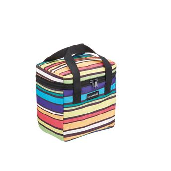 Sac lunch box isotherme 4 9 l kitchencraft rouge a pois la casserolerie - Sac lunch box isotherme ...